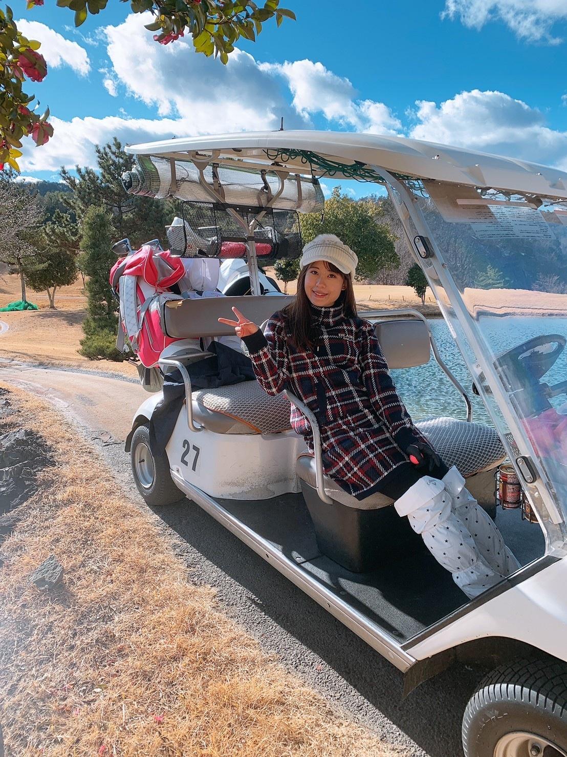 可愛いゴルフウェア紹介♡ソーシャルディスタンスで楽しめます_1_2
