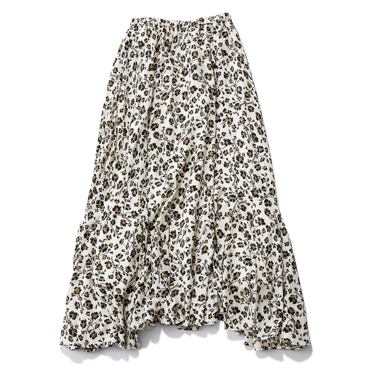 SONOの花柄スカート