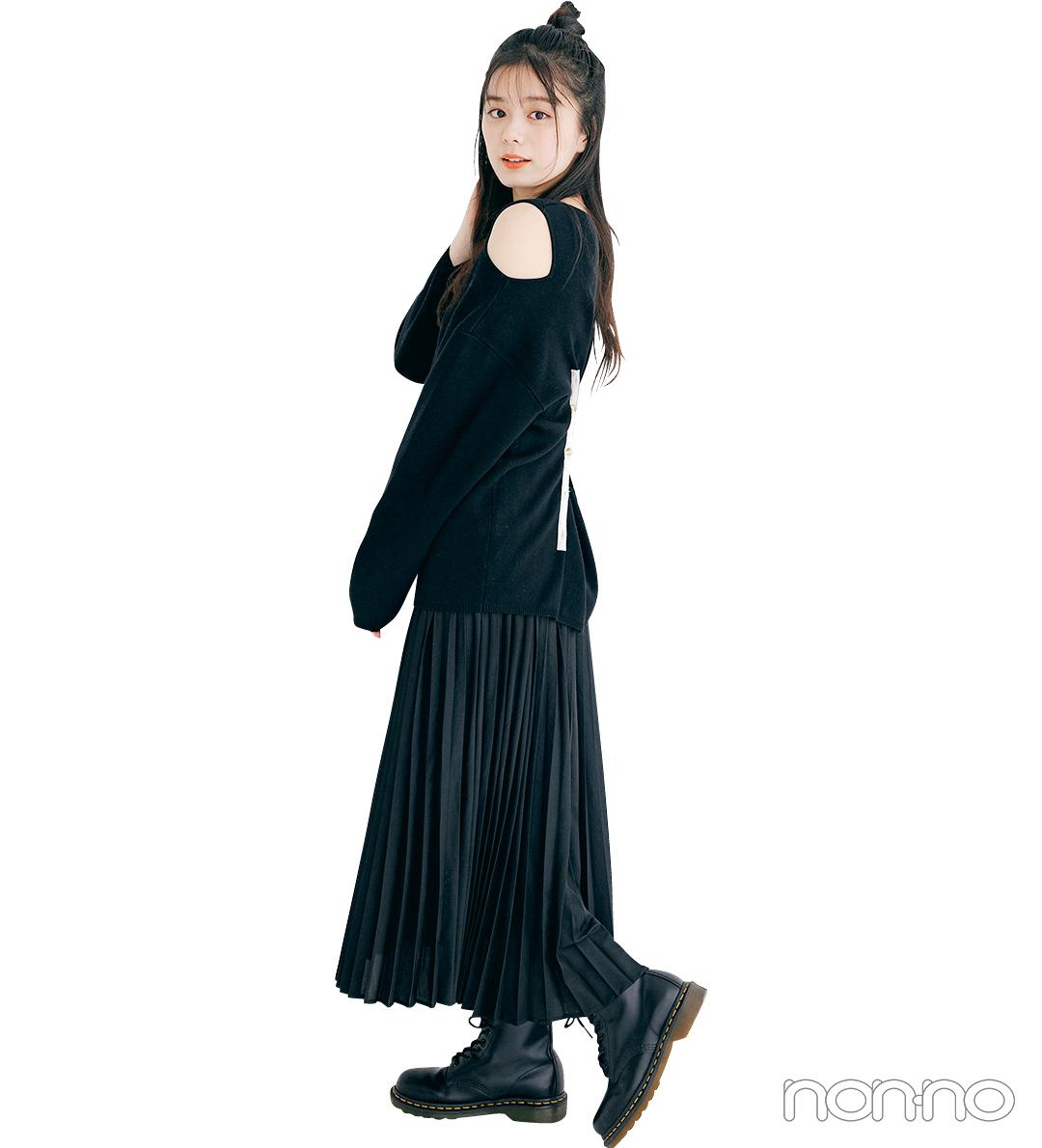 新ノンノモデル紺野彩夏の意外な素顔とは? 私服も披露!_1_12