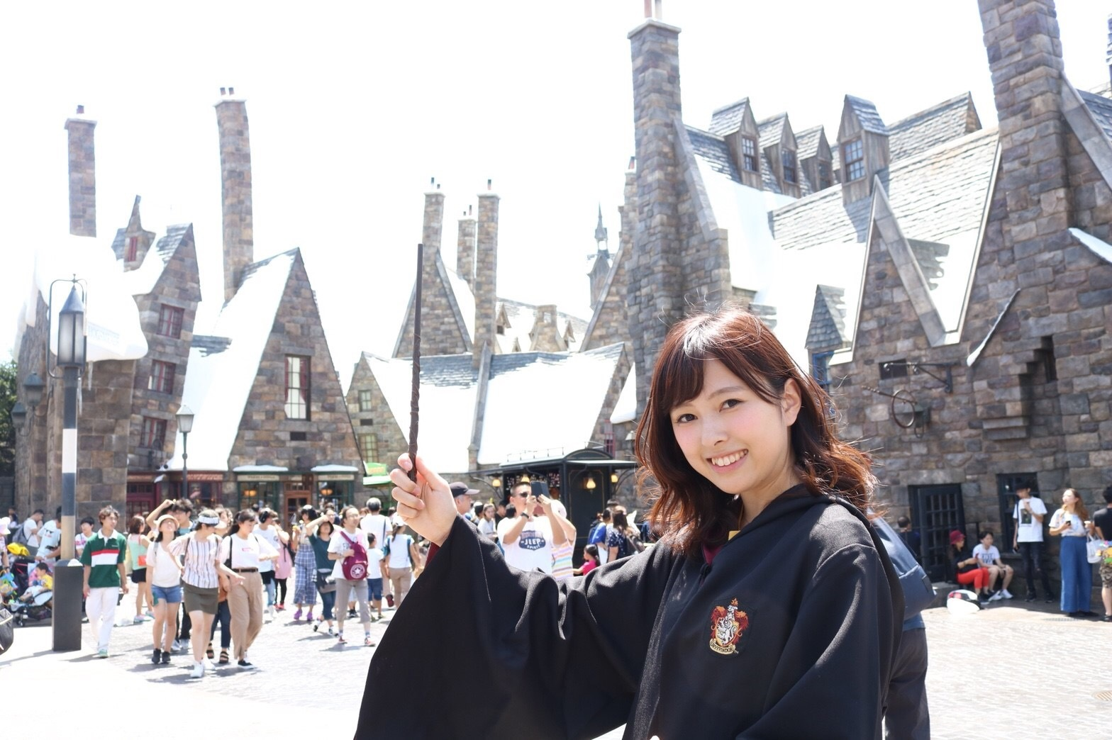 USJでホグワーツ魔法魔術学校に入校!_1_1