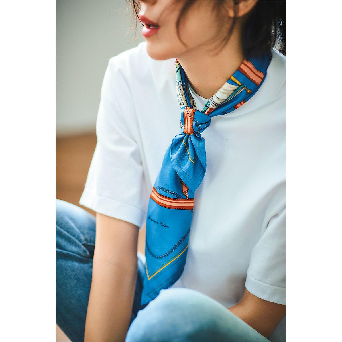 ■マニプリのスカーフ