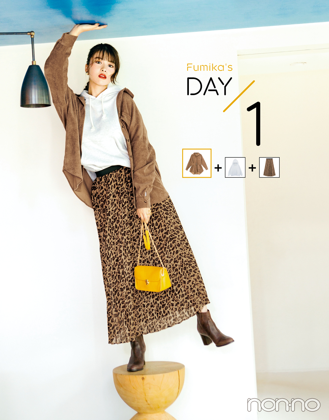 Fumika's DAY1