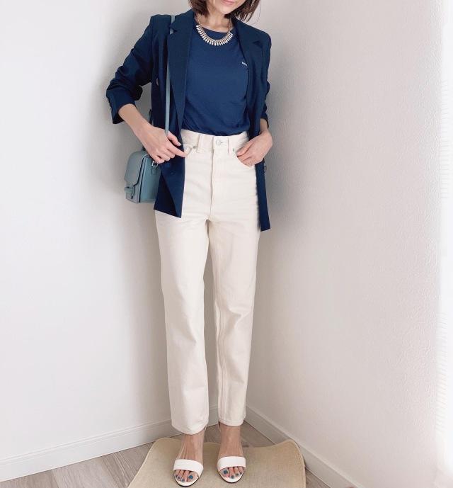 やってみたかった配色♡【momoko_fashion】_1_5-1