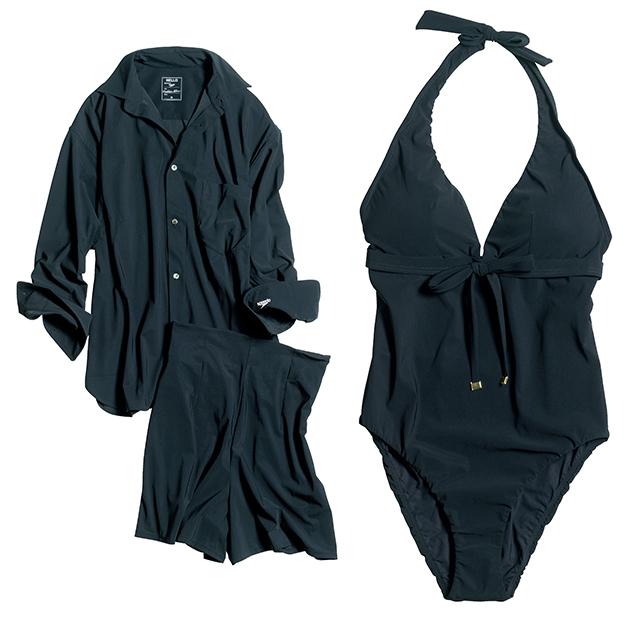 より優雅に! 洋服感覚で選べる「大人ブランドの水着」 五選_1_1-1