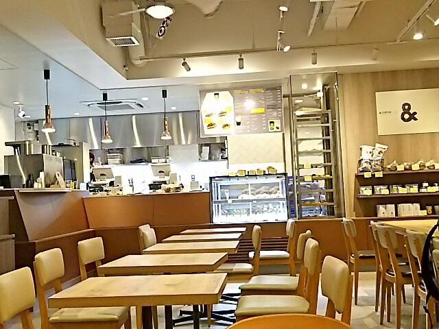 メゾンカイザーの新業態『&COFFEE MAISON KAYSER』_1_2