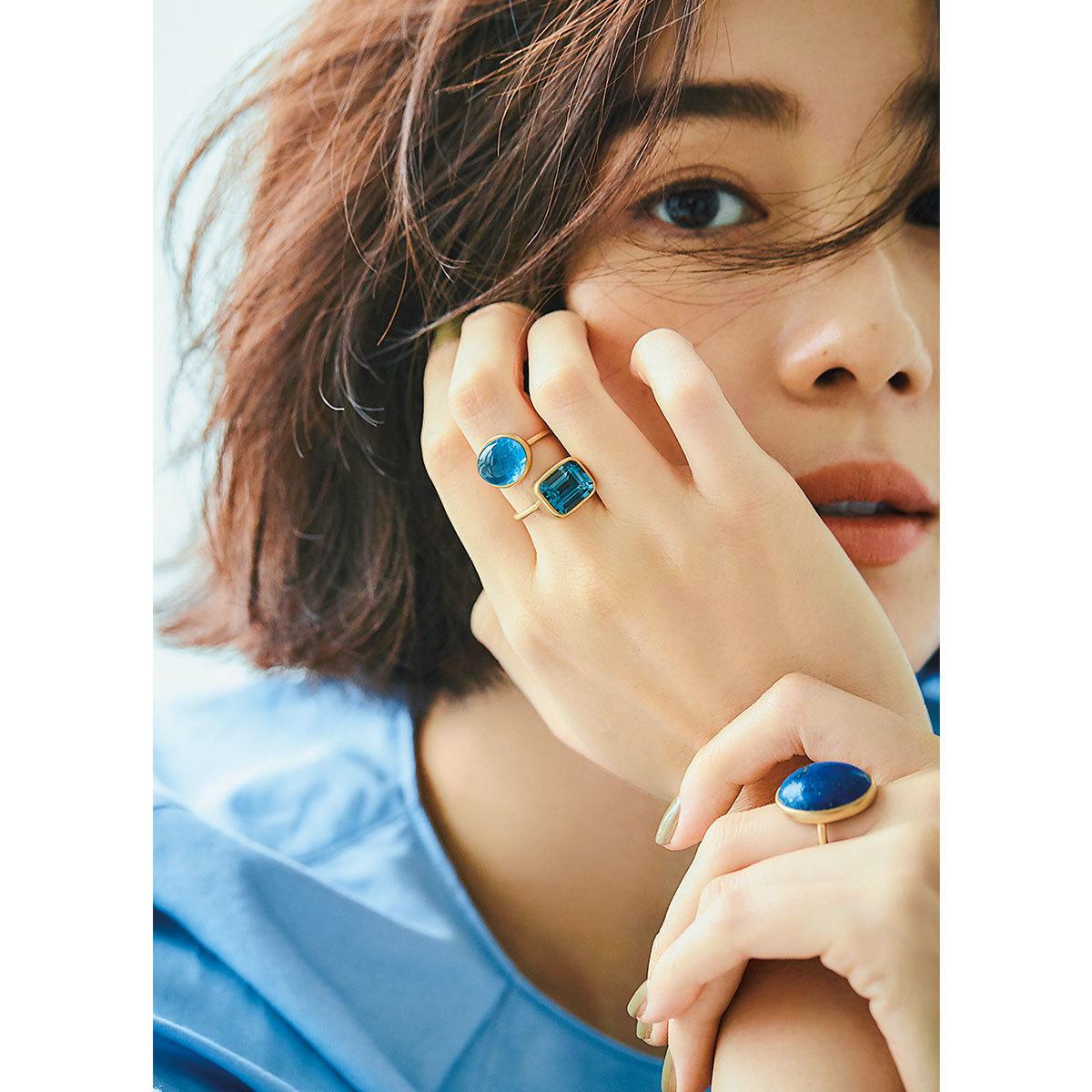 ■マリハのリング