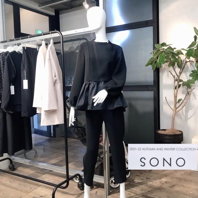 【SONO】2021AW展示会に行ってきました♡_1_1