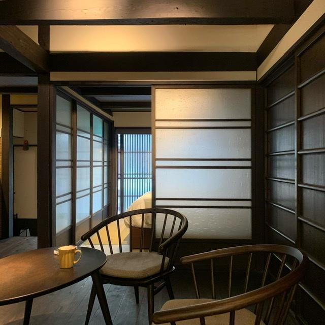2020年の私の宿のテーマは「一棟貸し」でした。中でも気に入った京都の町屋一棟貸しの宿の一軒をご紹介します。_1_1