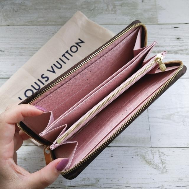 お財布新調。ベーシックなモノグラムが気分。_1_2