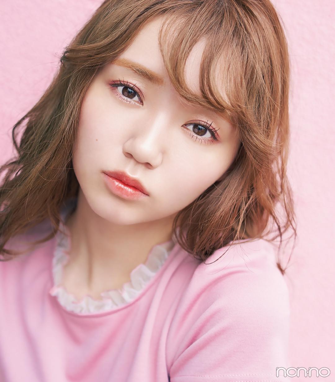 「韓国っぽ美人眉」のメイクプロセスを超ていねい解説!_1_2