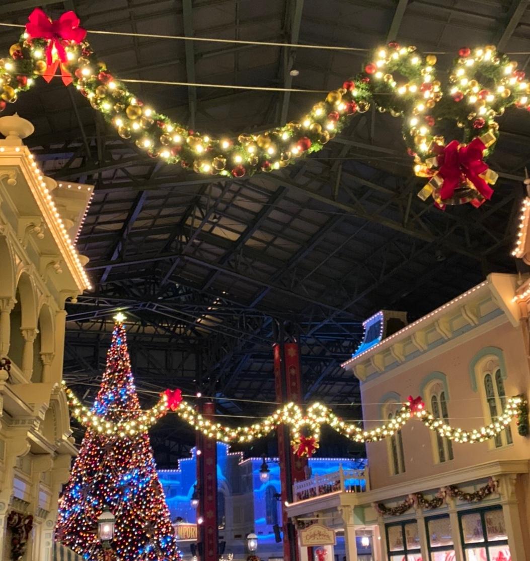 【ディズニー】クリスマスは美味しい可愛い!_1_2