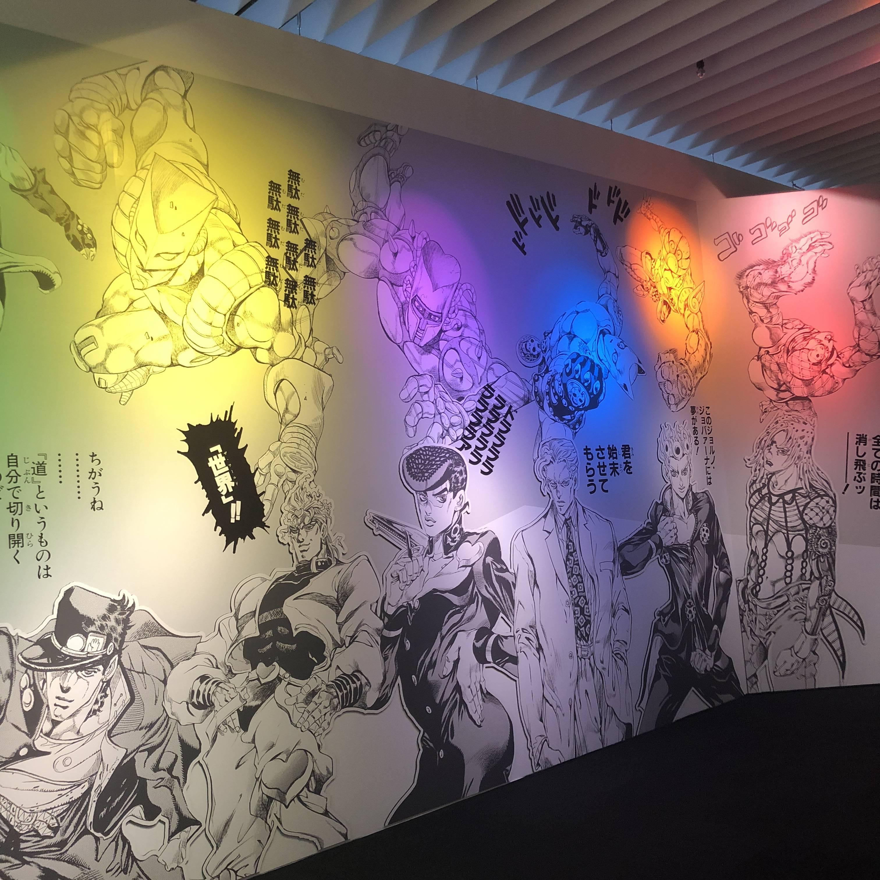 "Vol.45♡ ""週刊少年ジャンプ50周年展VOL.2""を一足先にレポート☺︎_1_4-2"