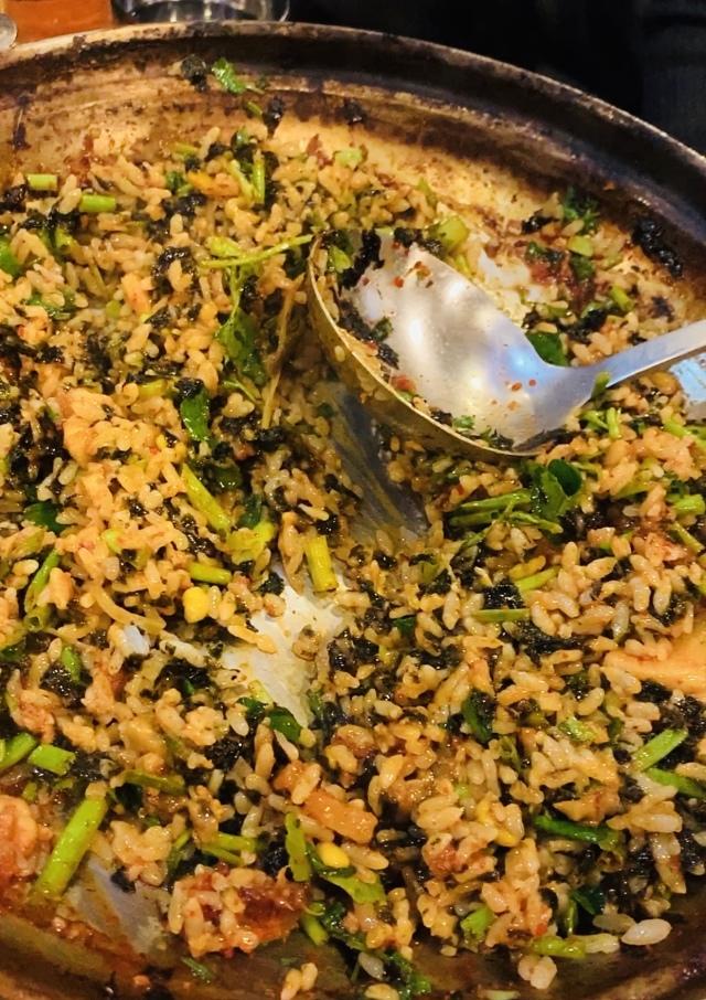 ソウル2019冬。本当に美味しかった店だけ③濃厚すぎるタラ鍋で作る、究極の〆飯_1_9