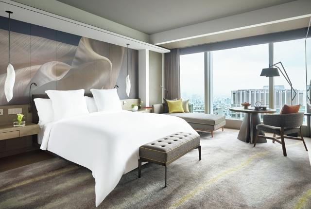 フォーシーズンズホテル東京大手町 客室