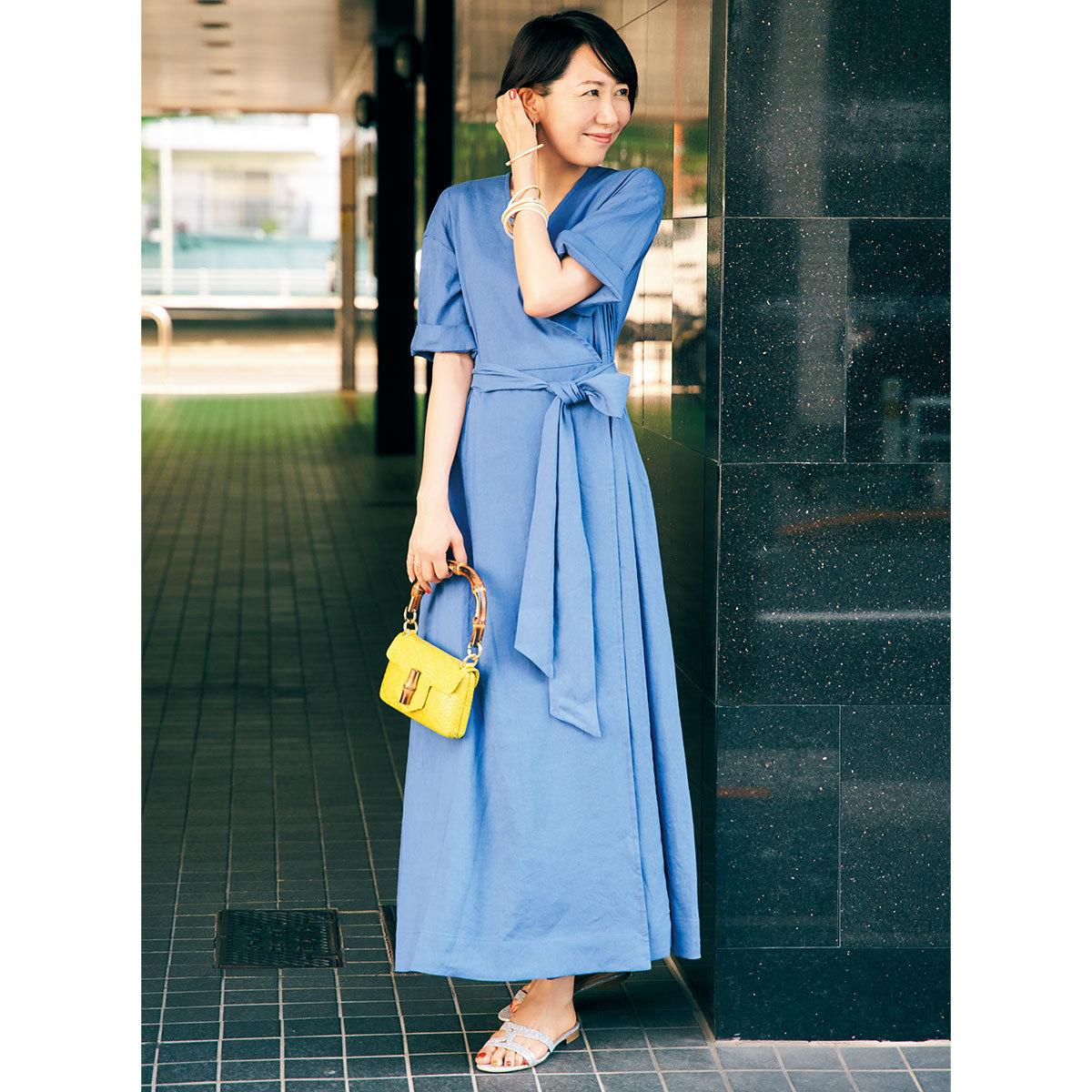 美女組休日コーデ_ritsukoさん4