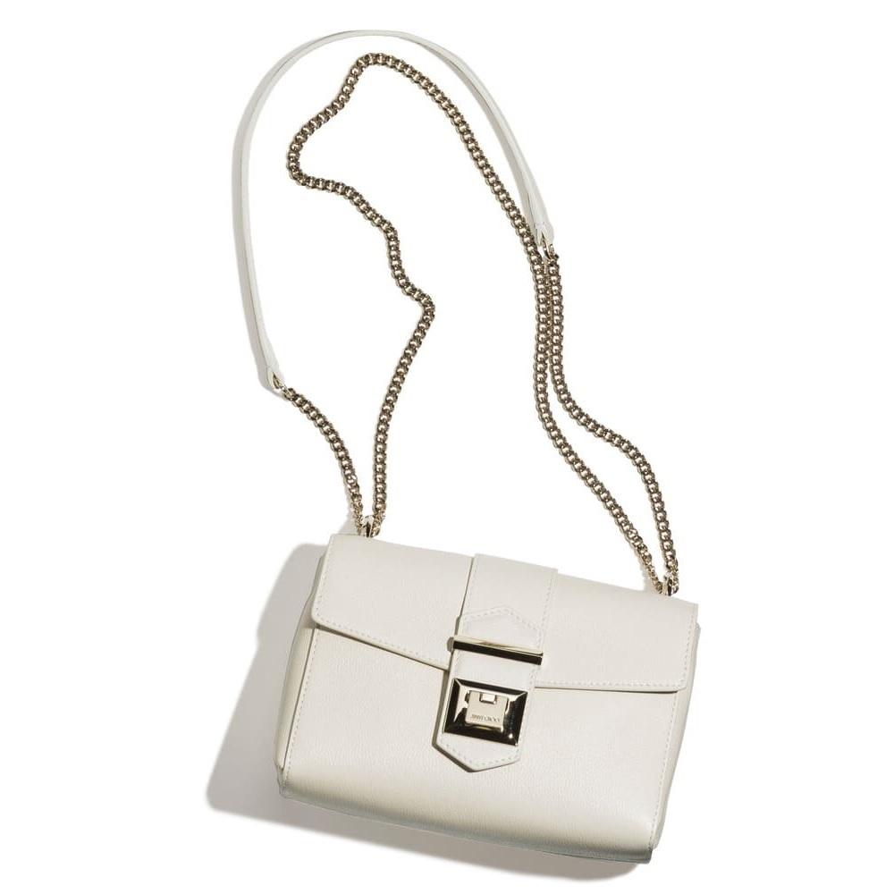 ファッション ジミー チュウのバッグ