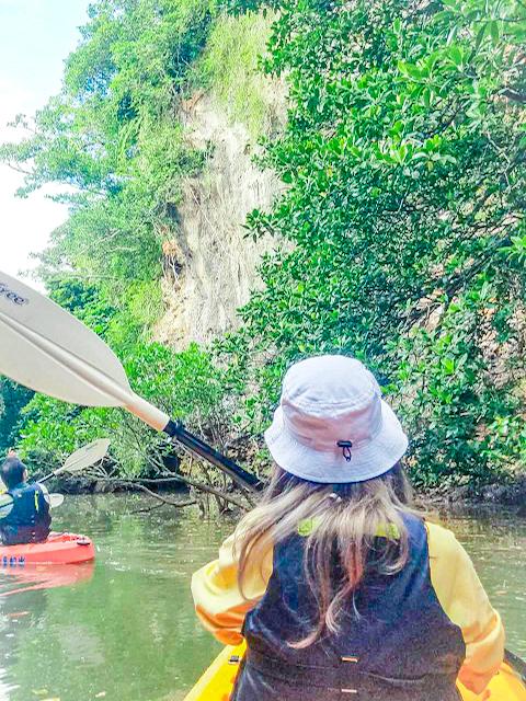 【さかぽんの冒険♪Vol.2】竹富島&石垣島マングローブのカヌー体験❤️_1_3