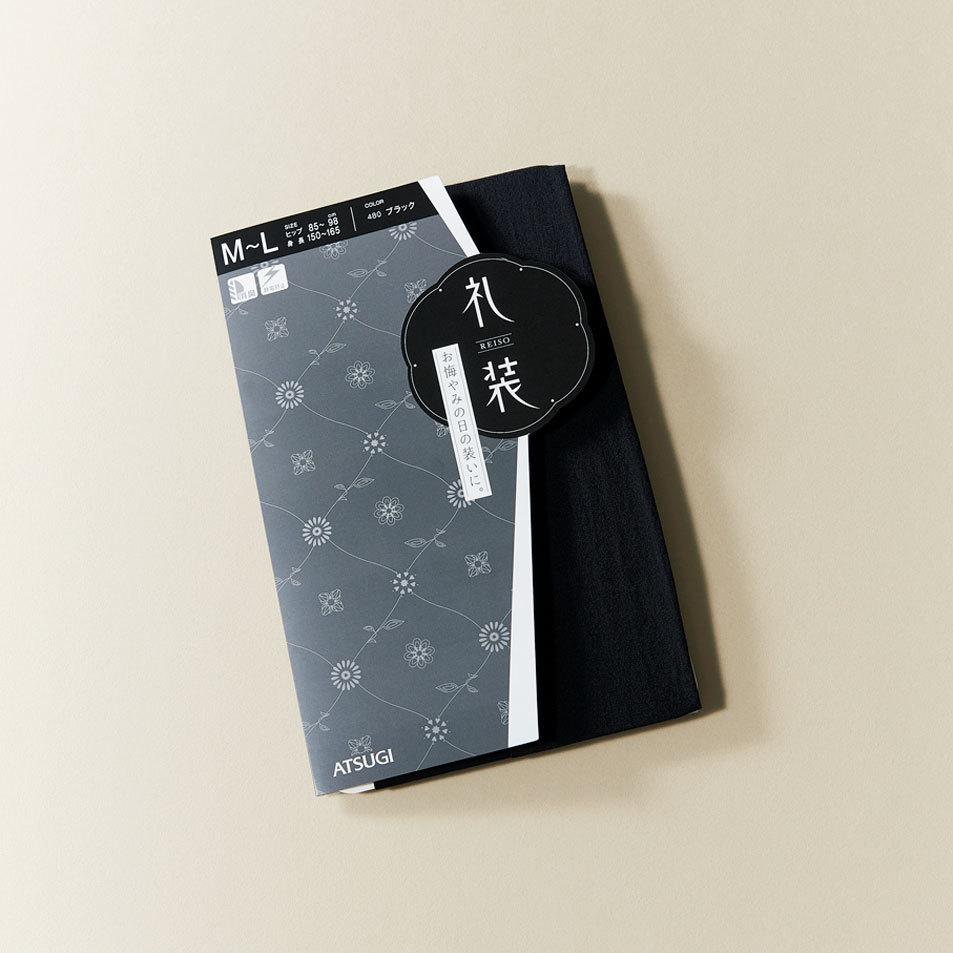 タイツ ¥350/アツギ(礼装)