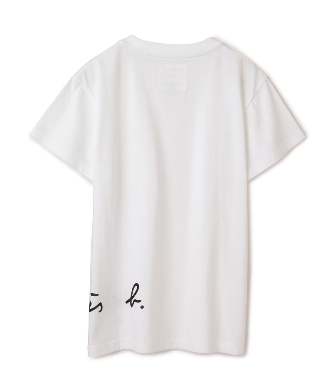 ADAM ET ROPÉがagnès b.とコラボレーション。ロゴをポイントにしたTシャツを発売。_1_4-2
