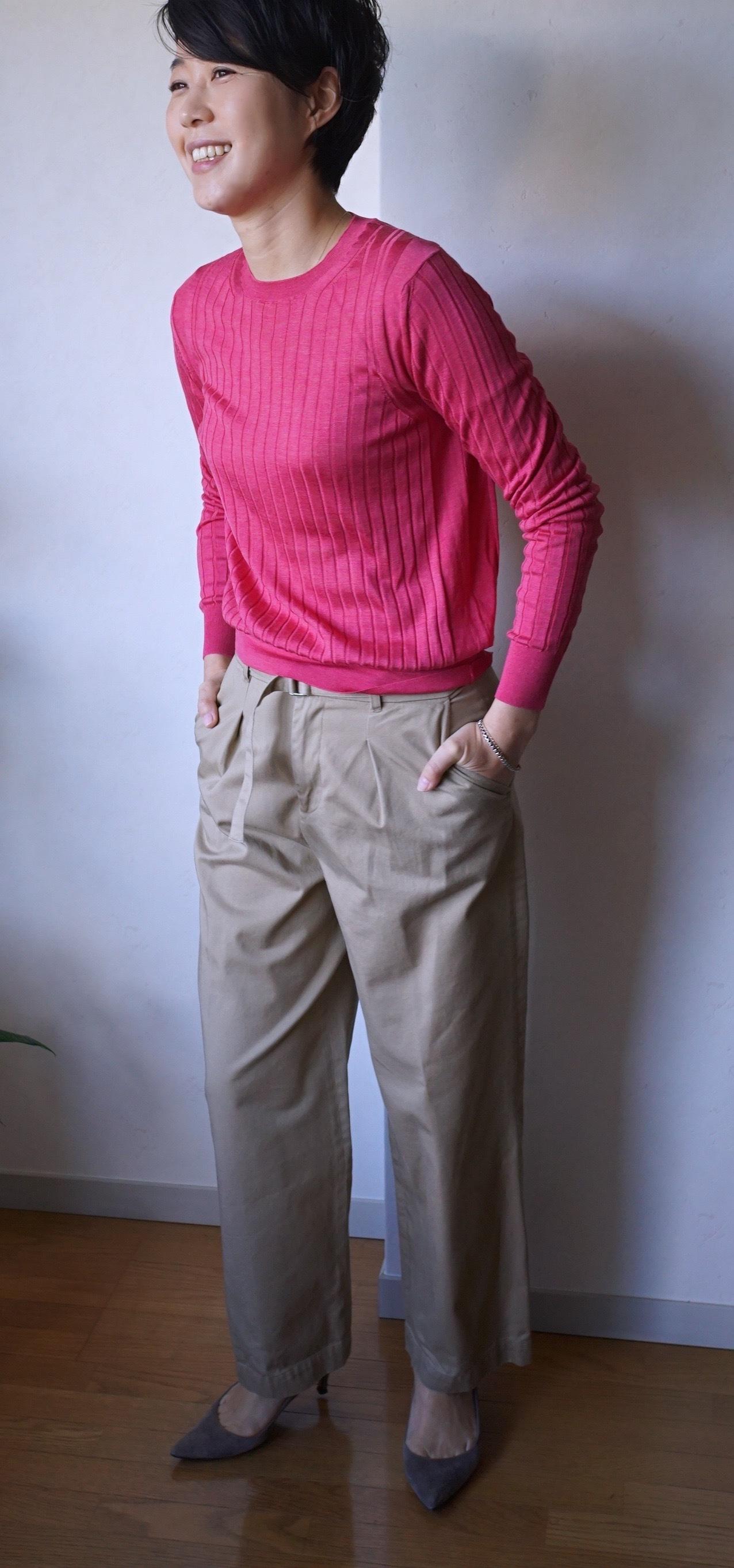 やっぱり着たい!ピンクの服_1_2-1