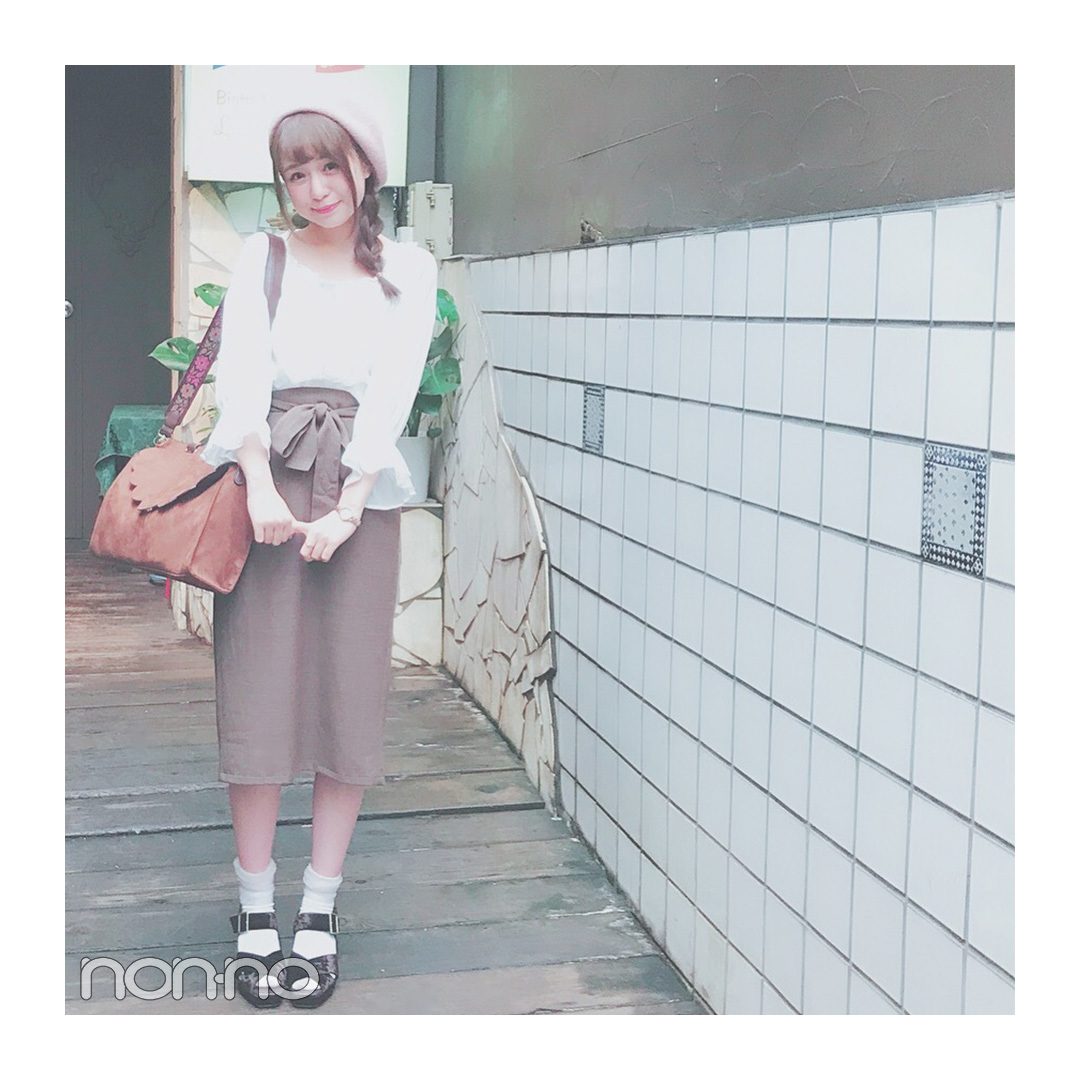 non-no専属読モ「カワイイ選抜」が最近買った秋冬モノまとめ♡_1_1-2