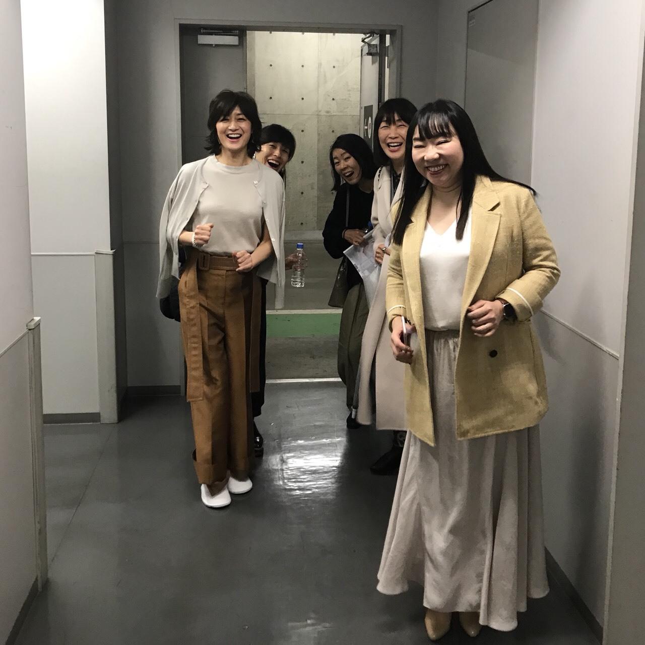 [富岡佳子private life]エクラ&ミッドランドスクエア ファッションイベント_1_3