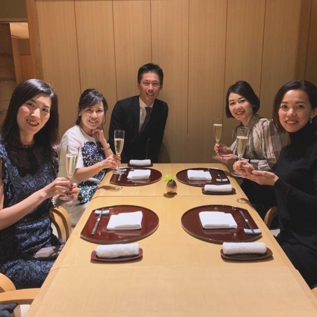 憧れの素敵ホテルのレストランで女子会♡_1_3-1