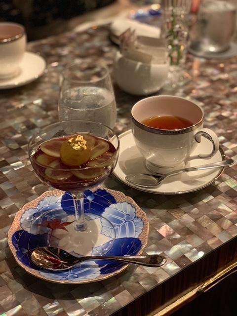 ウェスティンホテル東京「舞」で秋を感じるディナー_1_8