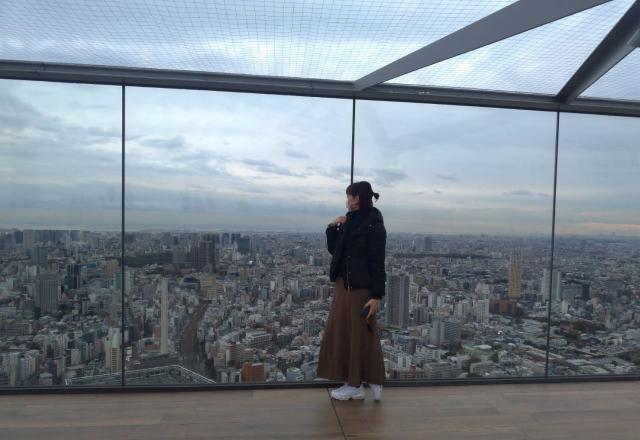 『SHIBUYA SKY』へ。_1_3