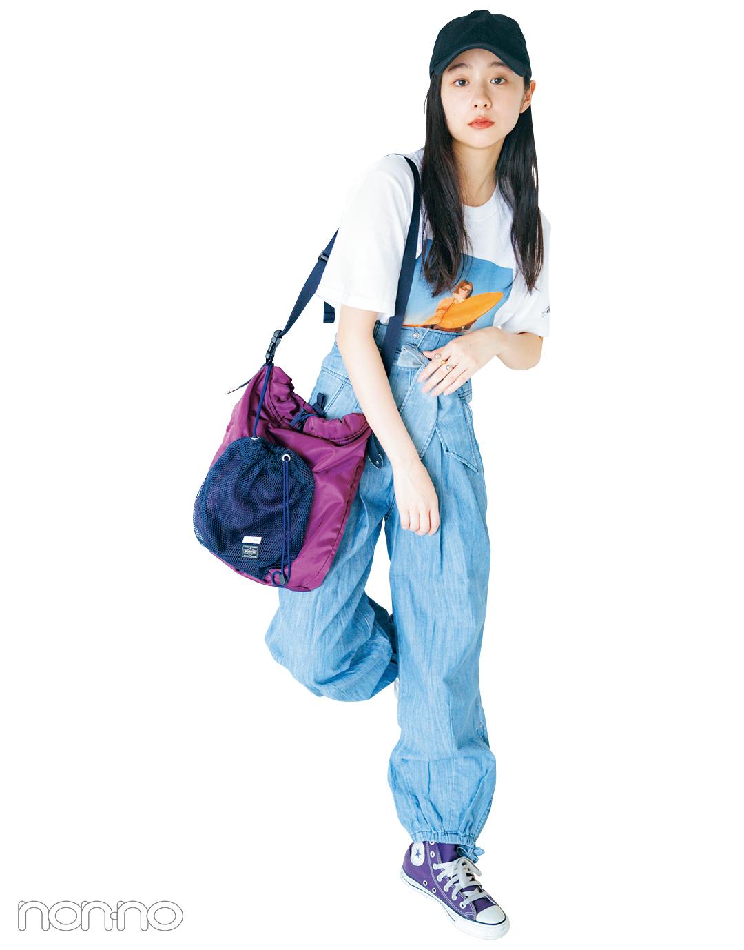 話題の#ほったさんの私服、見せて! vol.2 【ノンノモデルの夏私服:堀田真由】_1_2
