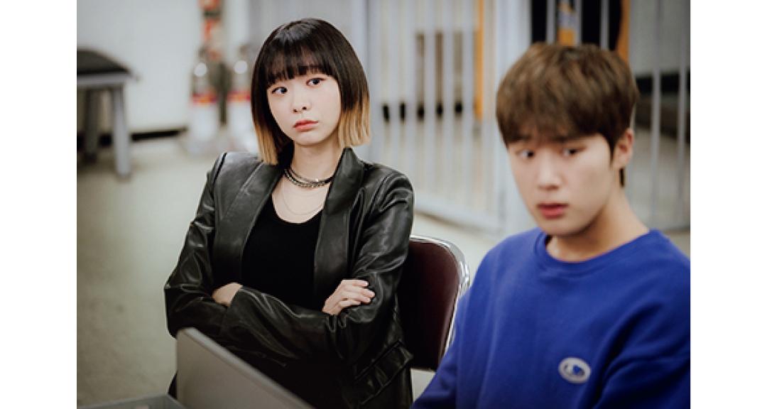 優子とふみかの「ドラマヒロインになりたい!」梨泰院クラス編_1_5