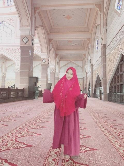 映え女子旅♡ピンクとブルーのマスク in マレーシア_1_2