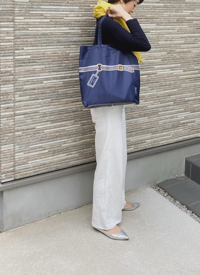 6・7月合併号付録「ロベルタ ディ カメリーノ×マリソル ポケッタブルSHOPPINGトートバッグ」をどう使う?|美女組 Pick up!_1_8