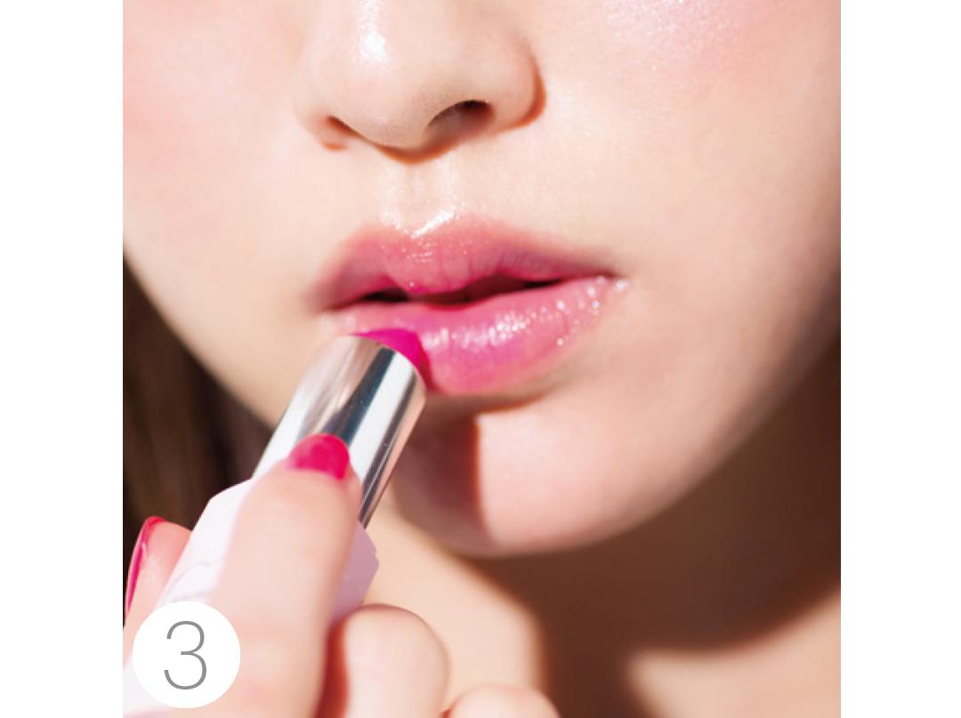ただのピンクより、パープルピンクを選んで! イガリシノブ流モテ可愛の極意★_1_5-3