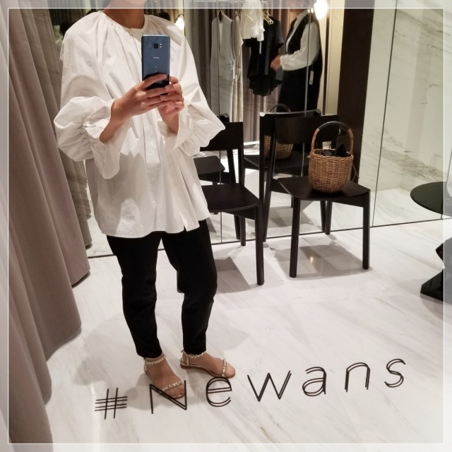 着る人に寄り添い『あたらしい答え』になれる服!【#Newans】新たにデビュー!!_1_6-2