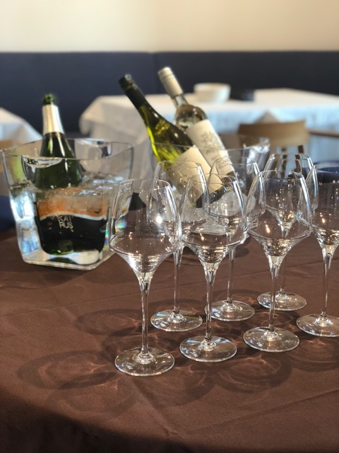 美しい夕日と美味しいワインと楽しいおしゃべりと。_1_1-1