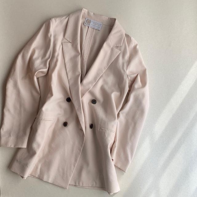 【ベーシックアイテム】ジャケットを更新!大人ピンクに一目惚れ_1_2