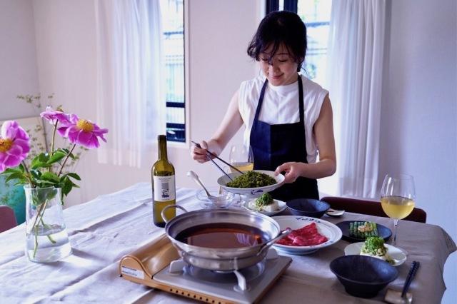 野菜 花山椒 料理
