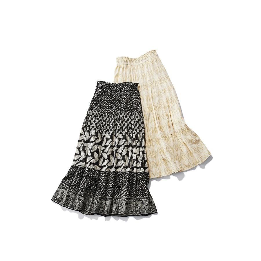 ファッション サラ マリカのエスニックスカート