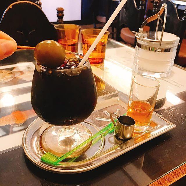 懐かしい味に感激!昭和21年創業の老舗喫茶『アンヂェラス』のケーキ&梅ダッチコーヒー_1_3