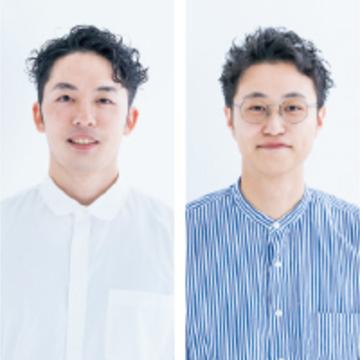 kakimoto arms 銀座店(カキモトアームズ ギンザテン) 渋谷昌良さん(右)、 松原和成さん(左)