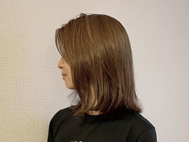 秋に向けてのNew hair _1_1