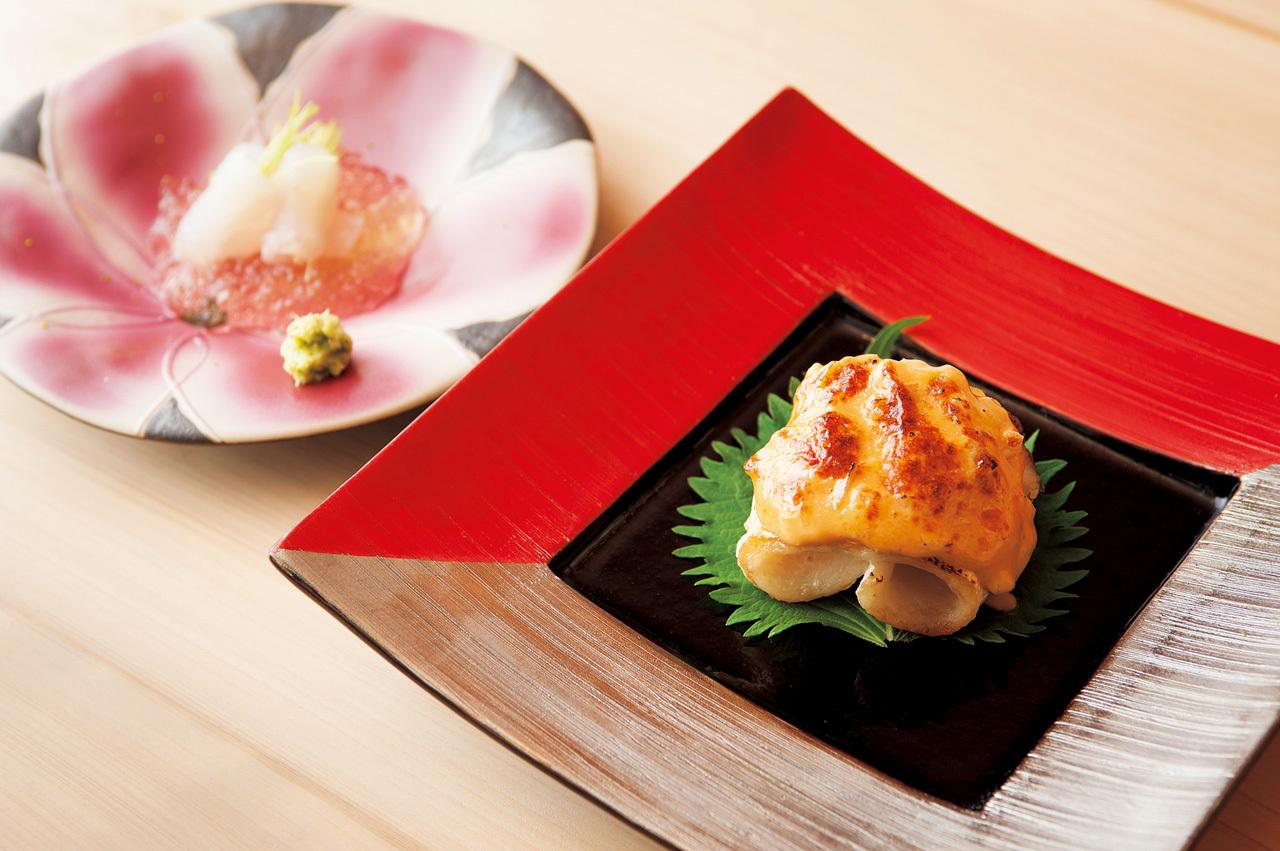 極上の鮨を求めて 海の幸の宝庫 福岡・富山の名店五選_5_3