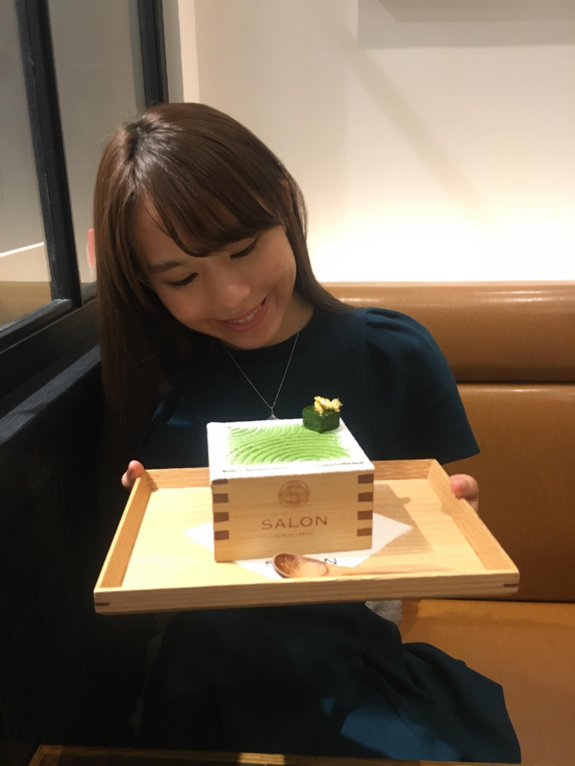 期間限定♡♡銀座茶房のりんごティラミス_1_3
