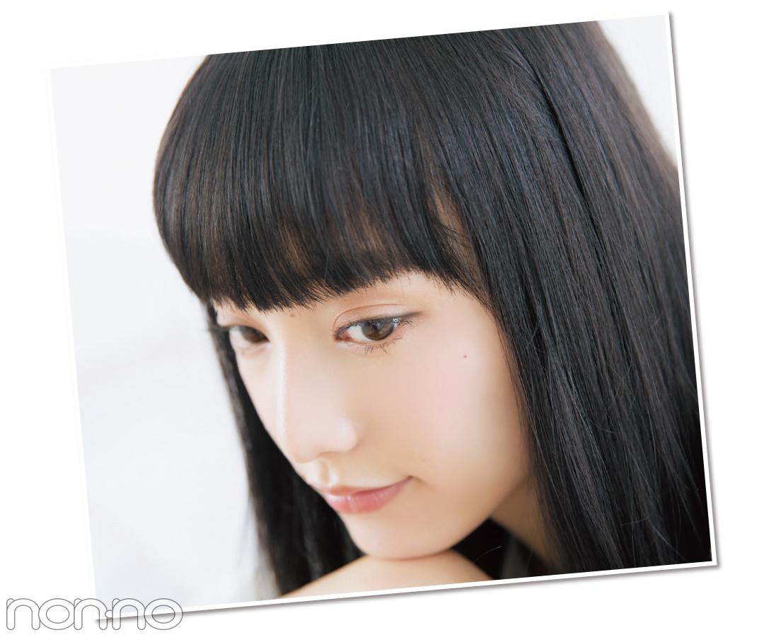 山田愛奈、20cm髪を切る! 小顔前髪&透明感カラーのお手本ヘアスタイル♡ _1_3-2