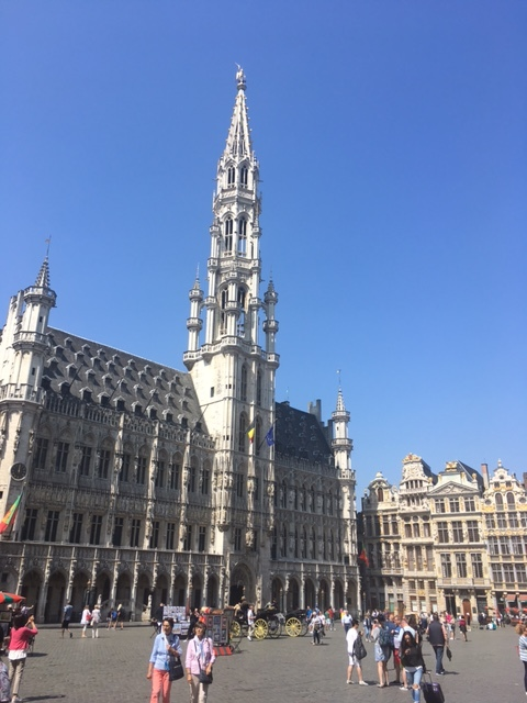 ベルギー ブリュッセル_1_1-1