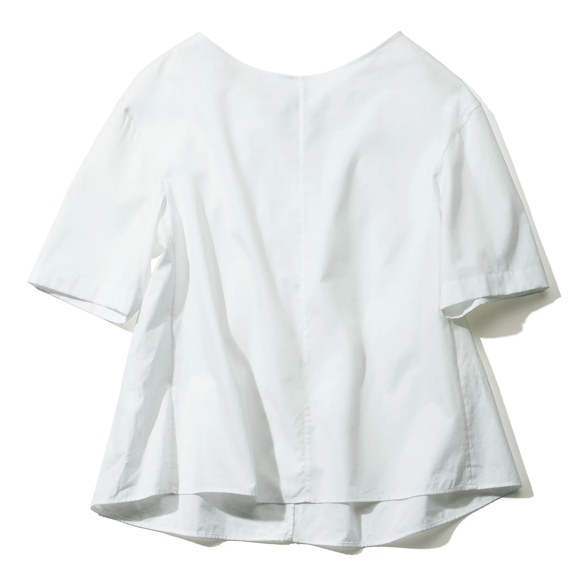MARNI クルーネックブラウス ¥53,900