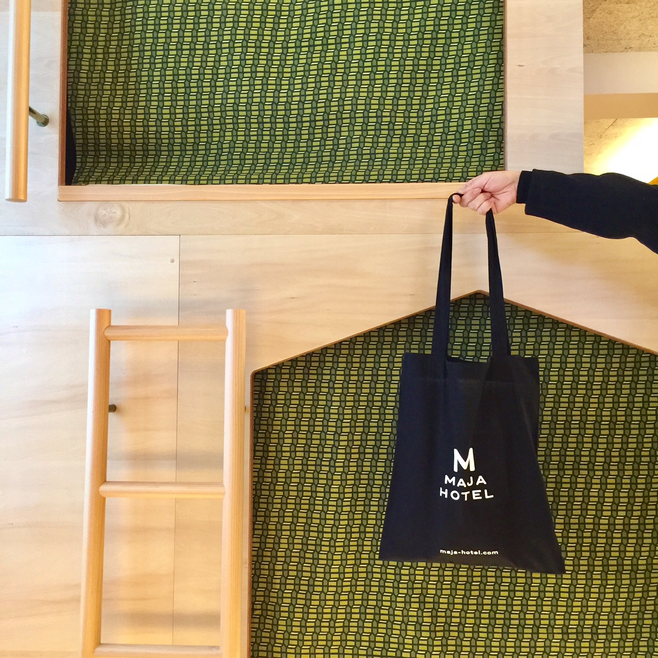 京都にできた北欧スタイルの宿、MAJA HOTEL KYOTOに泊まる!_1_1