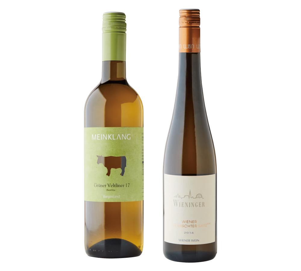 【今回のおつまみに合うお酒】オーストリア白ワイン1