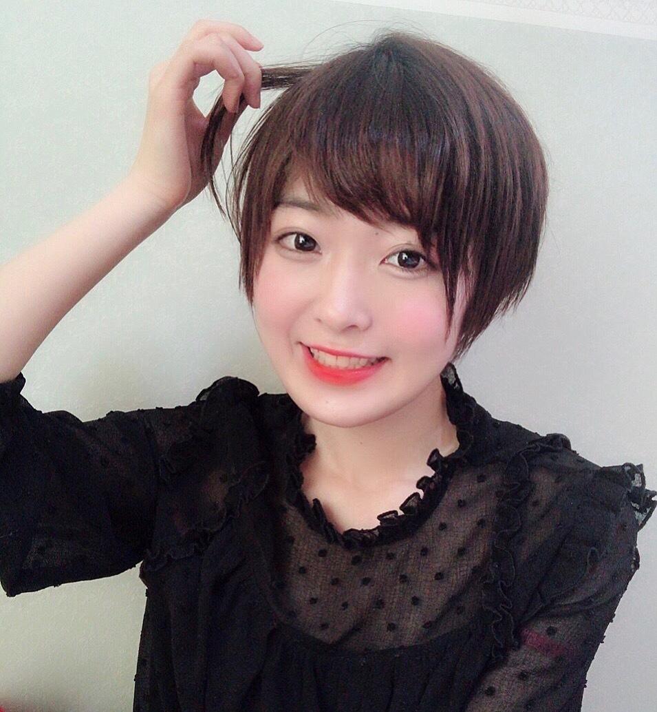 バッサリ〈ショートヘア〉にイメチェン!♡_1_4